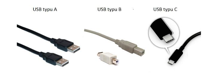 monitor z USB typu C