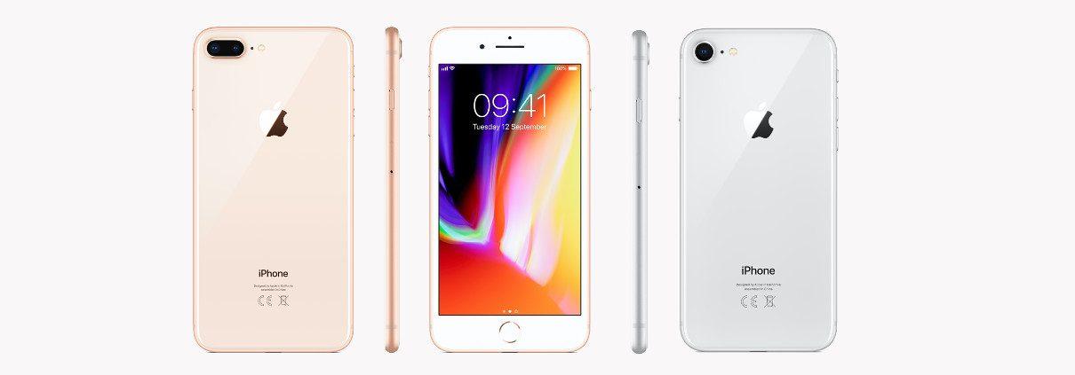 Poważne Najnowsze smartfony Apple - iPhone 8 i iPhone 8 Plus - sklep HS99