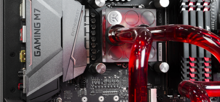 jakie chłodzenie procesora