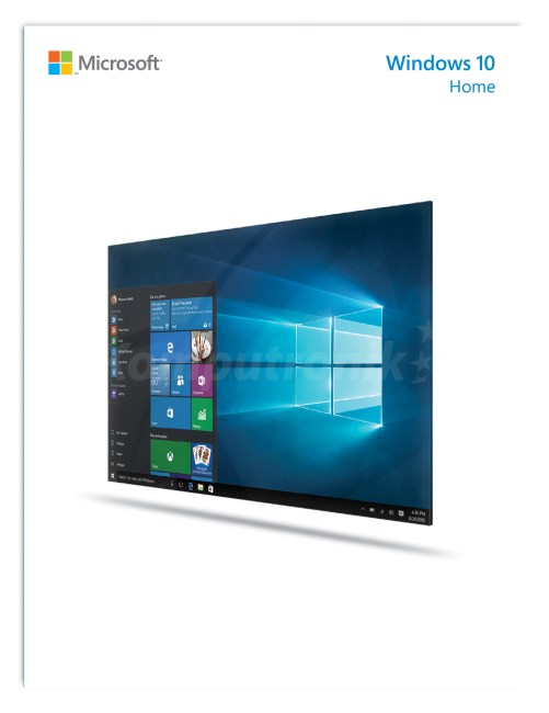 system Microsoft Windows 10 Home