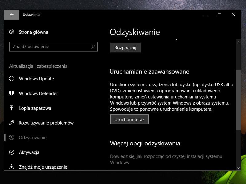 windows 10 poradnik