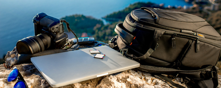 jaka torba i plecak na laptopa
