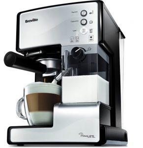ciśnieniowy ekspres do kawy