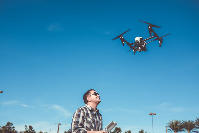 drona a prawo