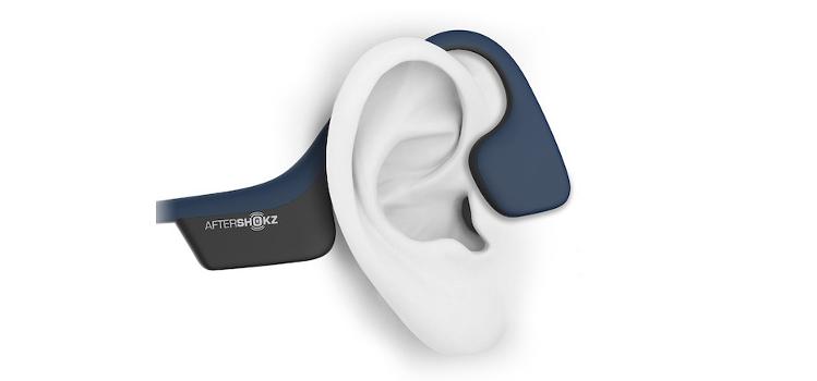 Słuchawki z przewodzeniem kostnym