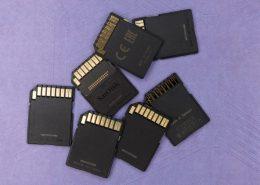 Jaką kartę pamięci wybrać? SDHC, SDXC, microSD, CF?