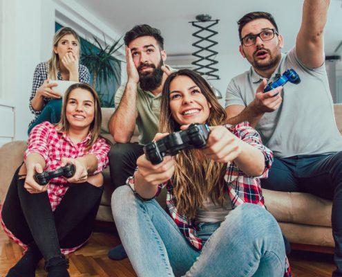 Jaki telewizor do gier