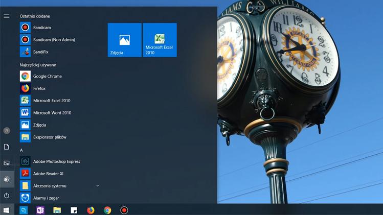 Jak zmienić domyślne aplikacje w Windows 10