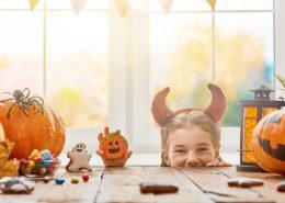 Przyjęcie na Halloween