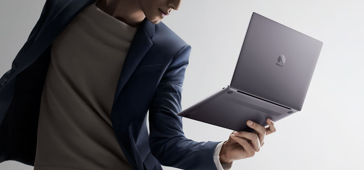 laptop huawei matebook
