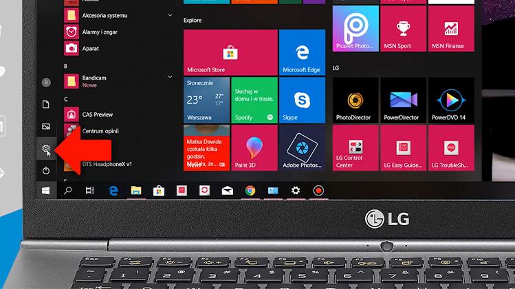 jak zmienić hasło w Windows 10