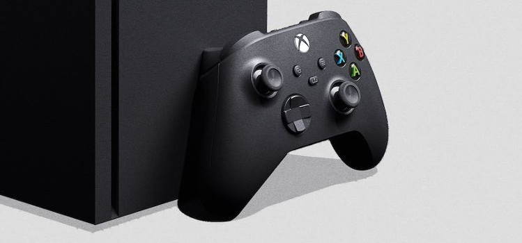 Xbox Series X pad