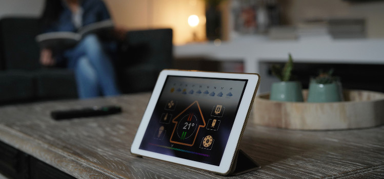 router do Smart Home