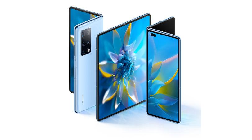 składany smartfon Huawei Mate X2