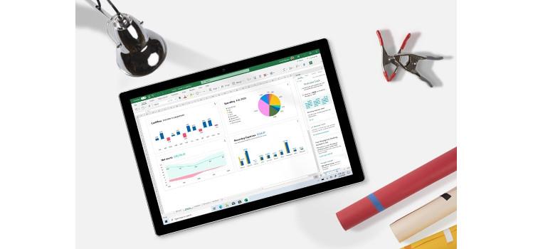 Microsoft 365 Money Excel