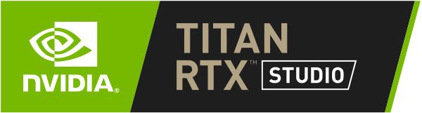 nvidia rtx studio titan