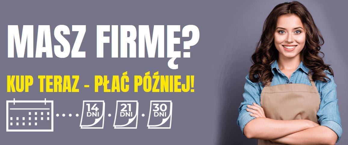 płatność odroczona Komputronik.pl