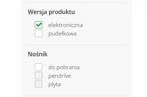 licencje elektroniczne