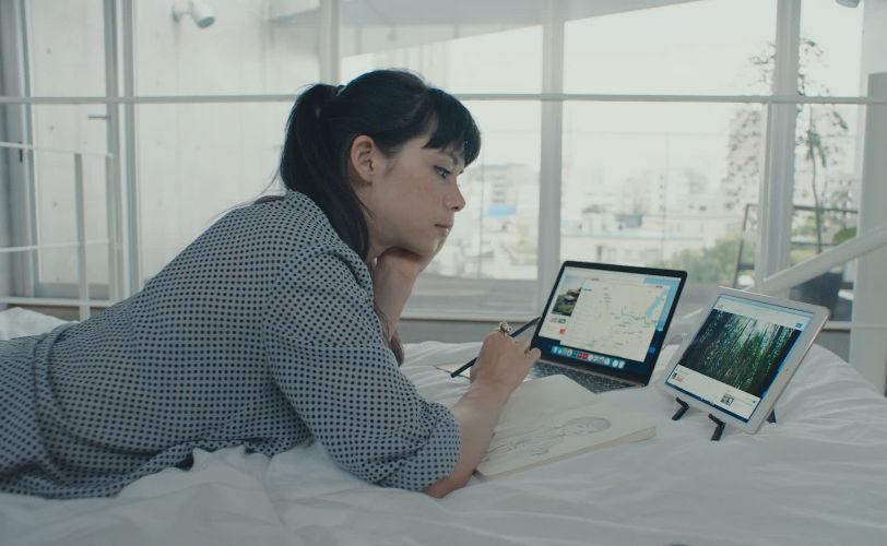 tablet jako monitor Duet Display