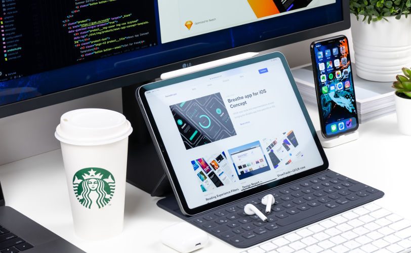 tablet jako monitor - sidecar