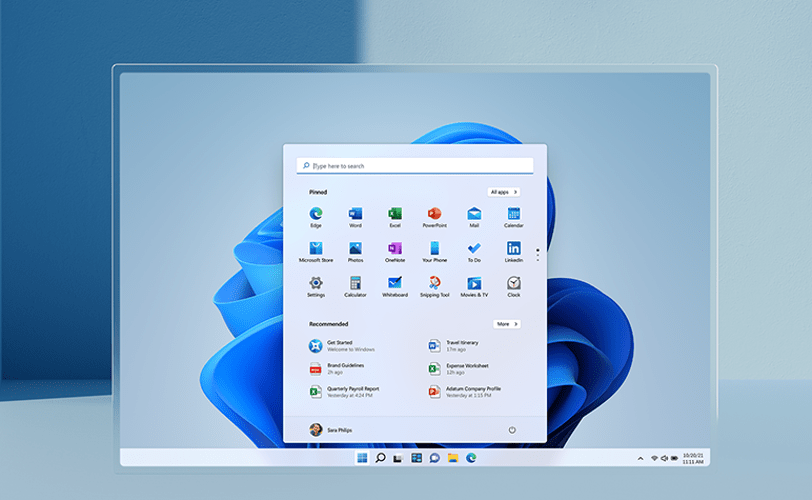 Windows 11 premiera