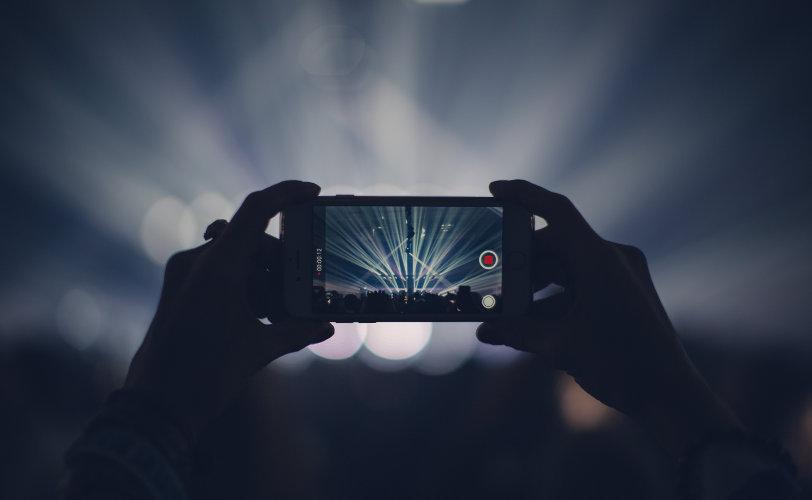 telefon do nagrywania filmów