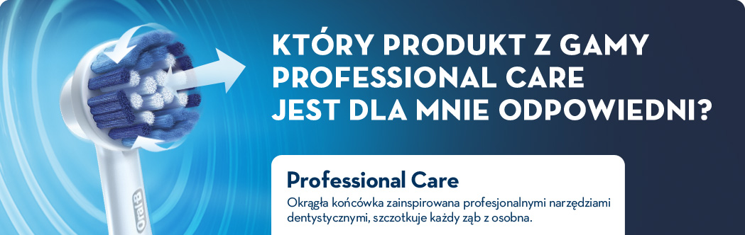 Which Professional Care is right for me?