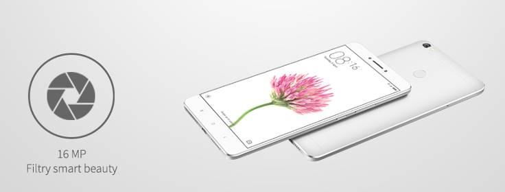 Xiaomi Mi Max Dualsim Lte Złoty Cena Raty Sklep