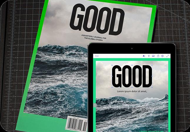 Adobe InDesign CC - współpraca