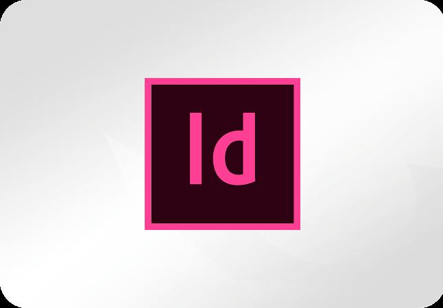 Adobe InDesign CC - logo