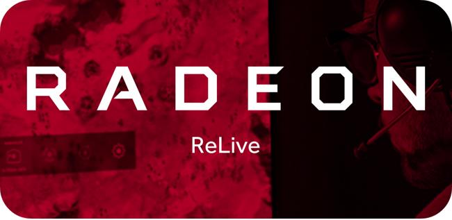 AMD Radeon RX 560 - technologia Re-Live