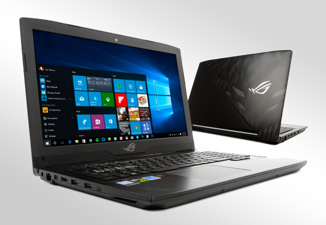 ASUS GL503 - Front