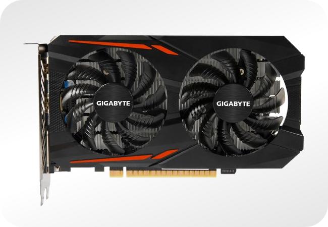 Karta graficzna GeForce GTX 1050 występuje tylko z autorskich chłodzeniem producentów!