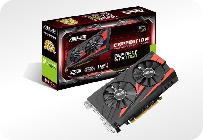 Karta graficzna GeForce GTX 1050