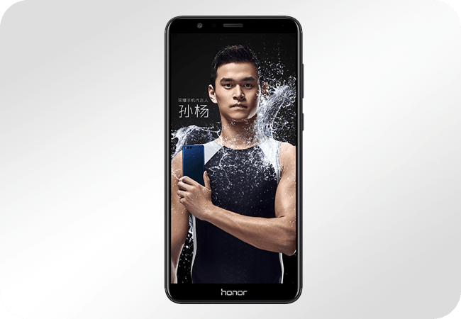 Honor 7x DualSim - Front