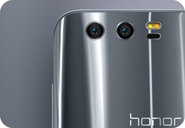 Honor 9 Dual SIM - dwa aparaty z tyłu obudowy