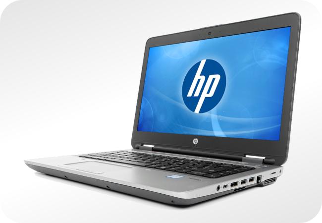 HP ProBook 640 G2 - widok z przodu