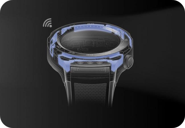 Huawei Watch 2 Sport BT - łączność
