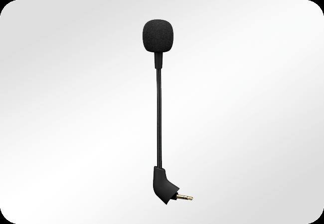 HyperX Cloud Silver - Mikrofon z redukcją szumów