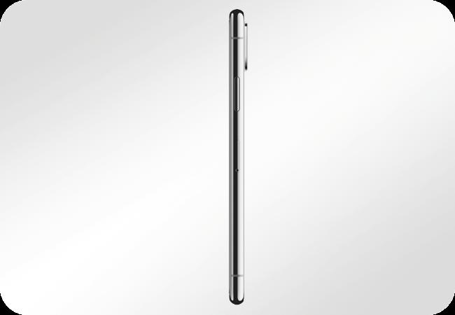 iPhone X 64GB Silver - Odporny na pył i wodę