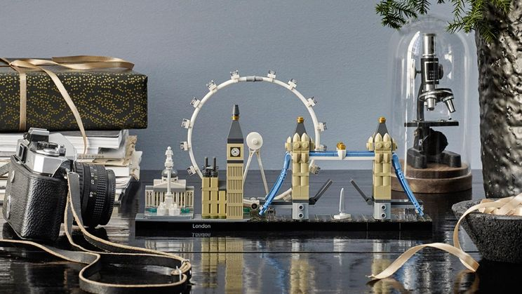 LEGO Architecture - perły architektury