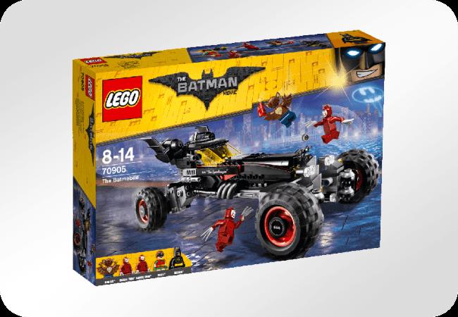Klocki LEGO Batman - Front