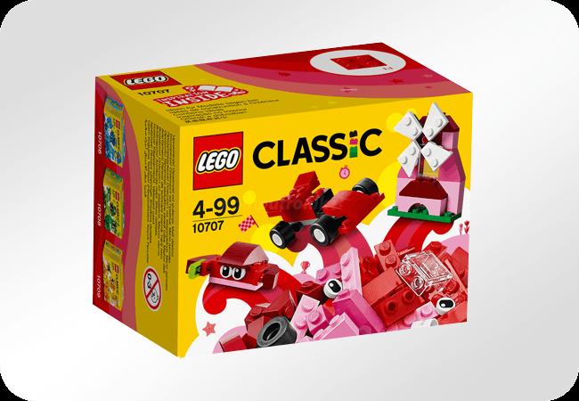 Klocki LEGO Classic - Zestawy dla wszystkich