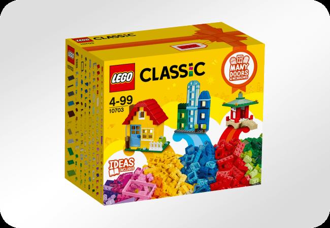 Klocki LEGO Classic - Front