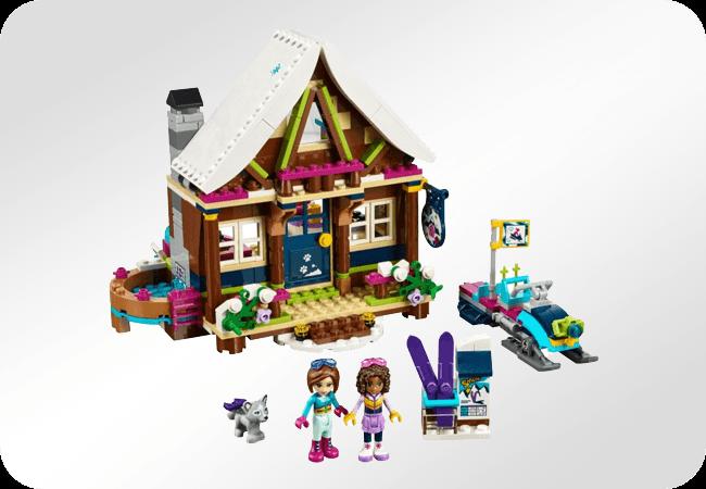 Klocki LEGO Friends - Zestawy dla dziewczynek
