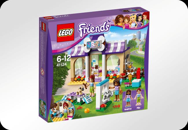 Klocki LEGO Friends - Front