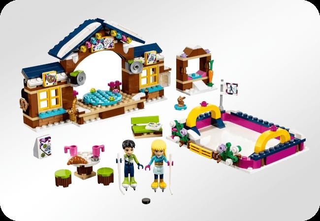 Klocki LEGO Friends - Kompatybilne z innymi zestawami