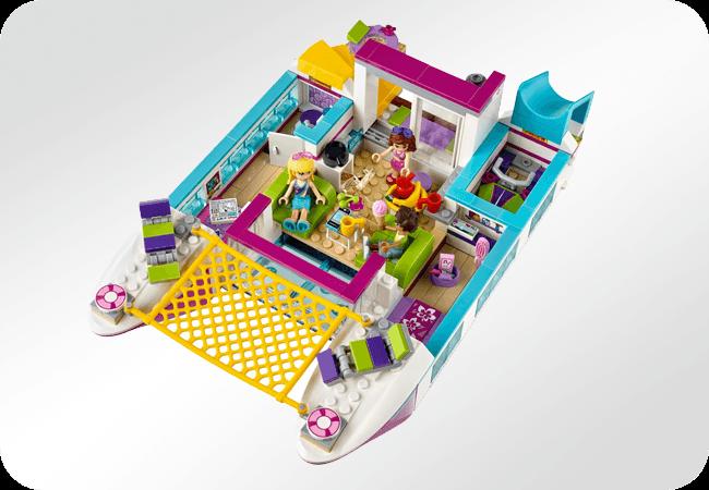 Klocki LEGO Friends - Jako idealny prezent