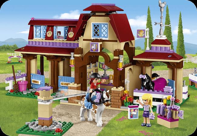 Klocki LEGO Friends - Duży wybór