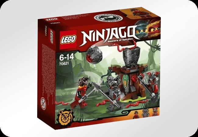 Klocki LEGO Ninjago - Front